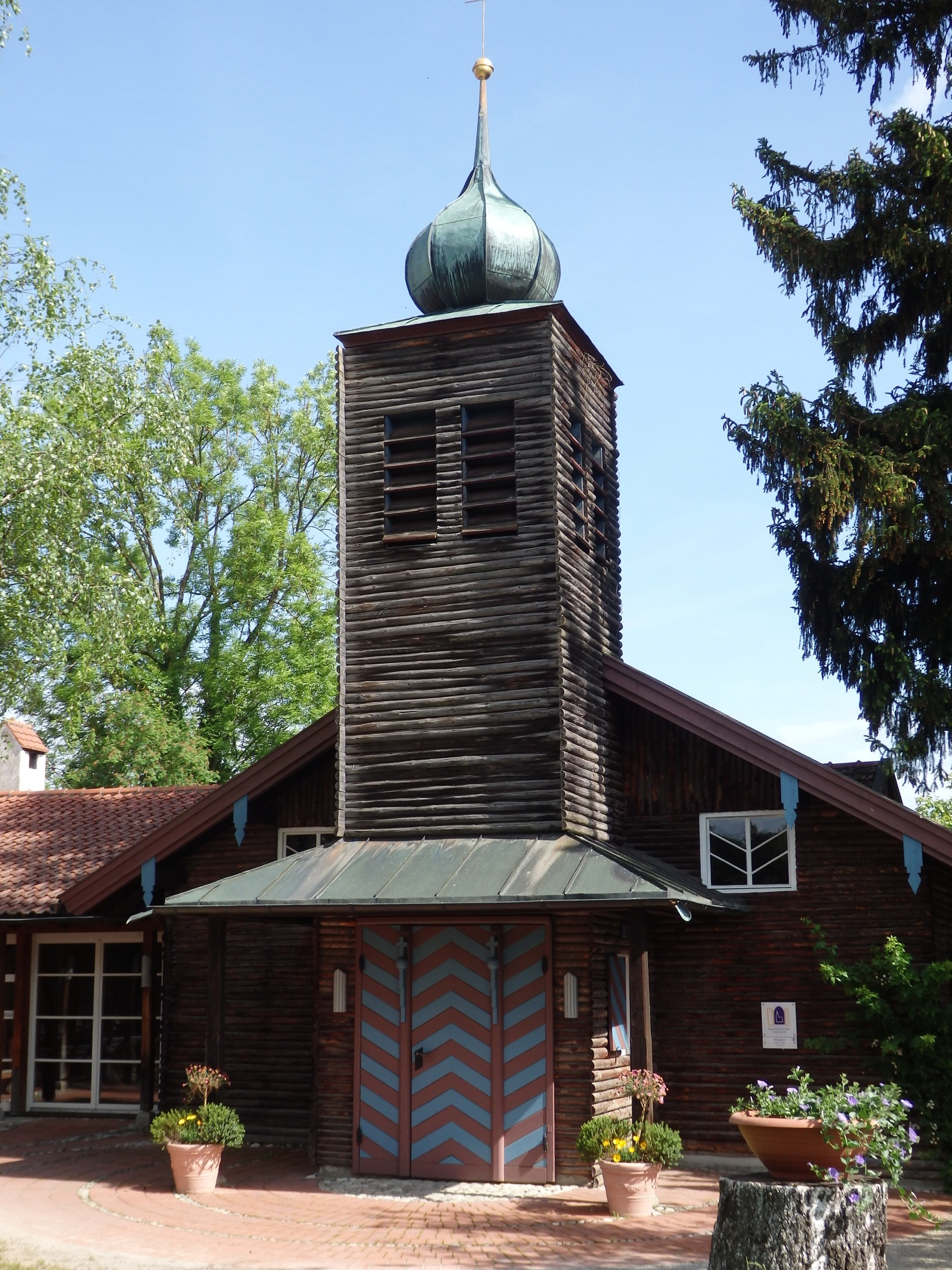 Christuskirche Utting (Copyright: Brigitte Bergmaier)
