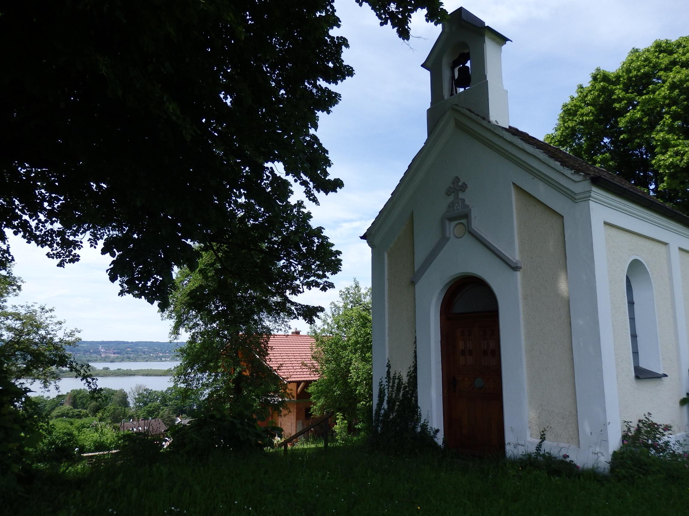 Die Kapelle von Fischen (Copyright: Brigitte Bergmaier)
