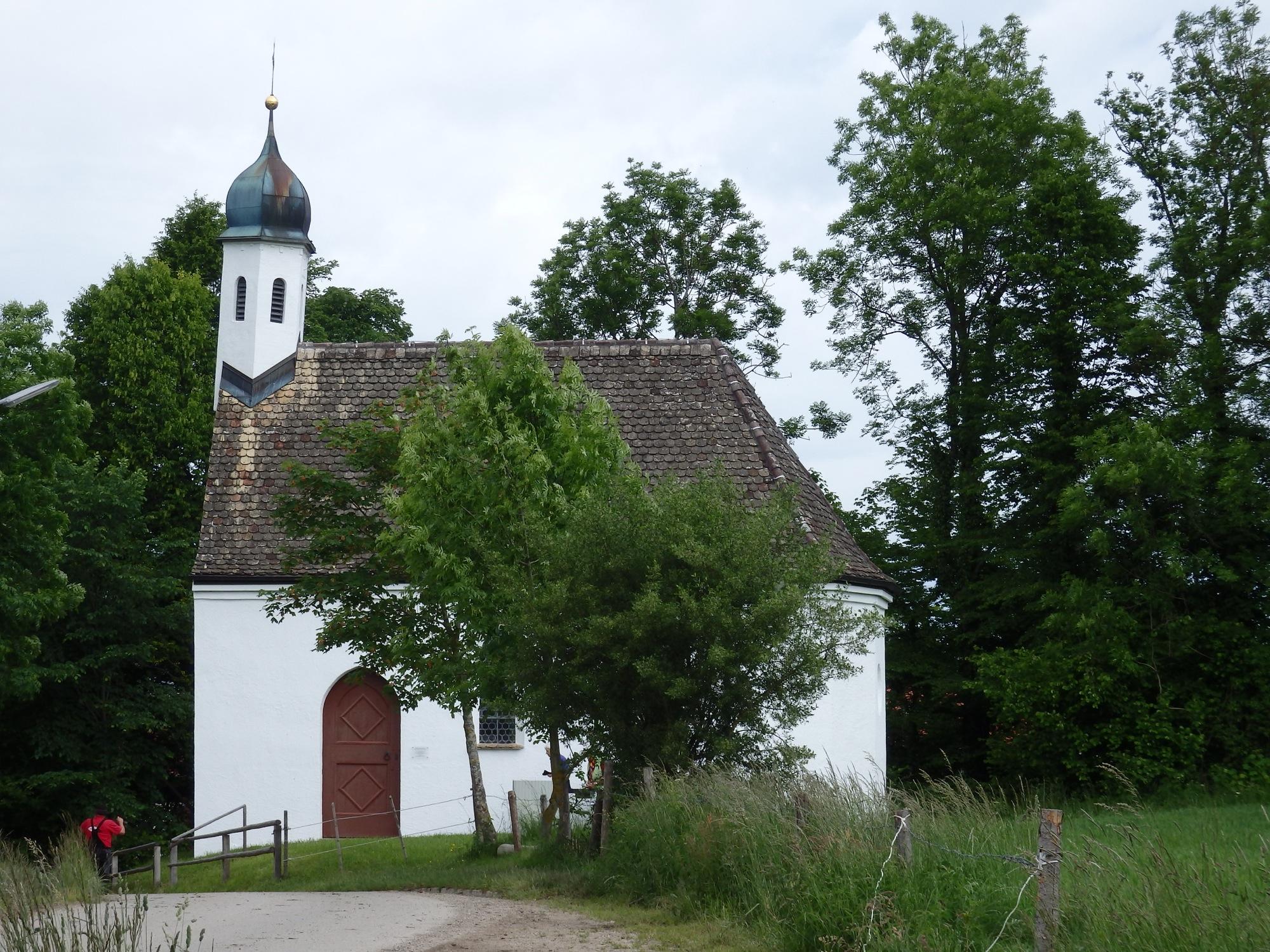 Die Kapelle von Dettenschwang (Copyright: Brigitte Bergmaier)