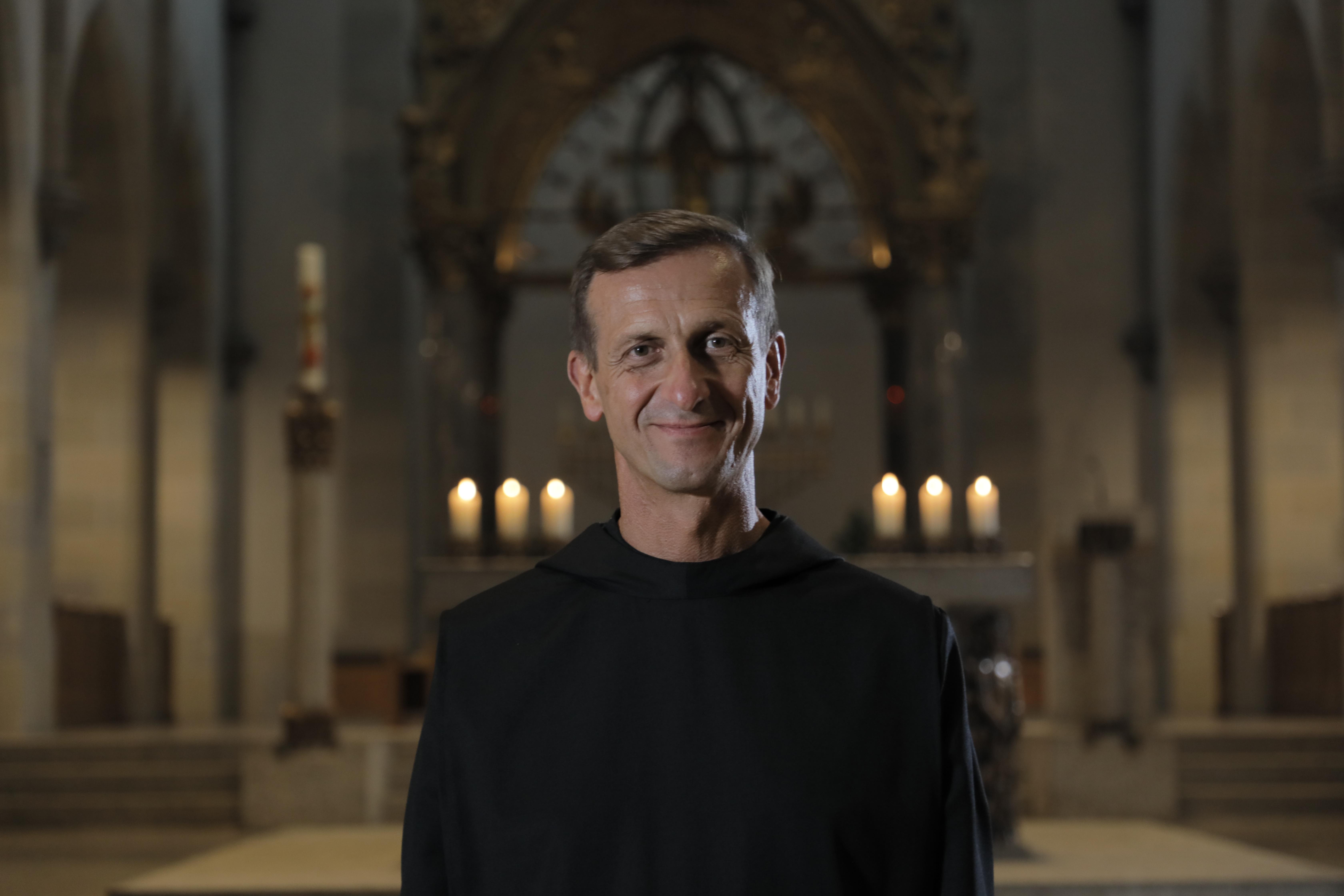 <strong>Benediktiner Pater Vianney Meister</strong>