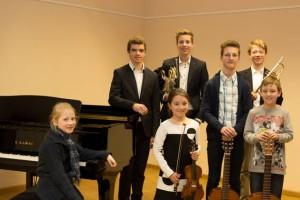Jugend musiziert Preisträger
